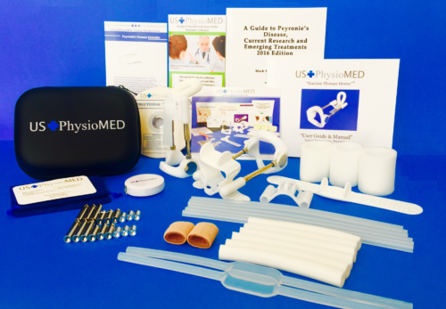 USPhysioMED Traction Therapy Package